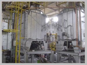 設備紹介 | アルミ金型鋳造 低圧鋳造 三鷹光器株式会社